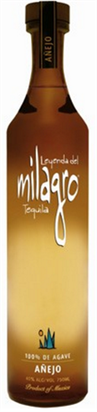 Milagro Tequila Anejo